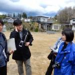 4月事業報告 福島をもっと笑顔に!サクラでつなぐ植樹リレー