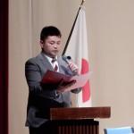 11月第1例会 事業報告 米沢市長選挙 公開討論会